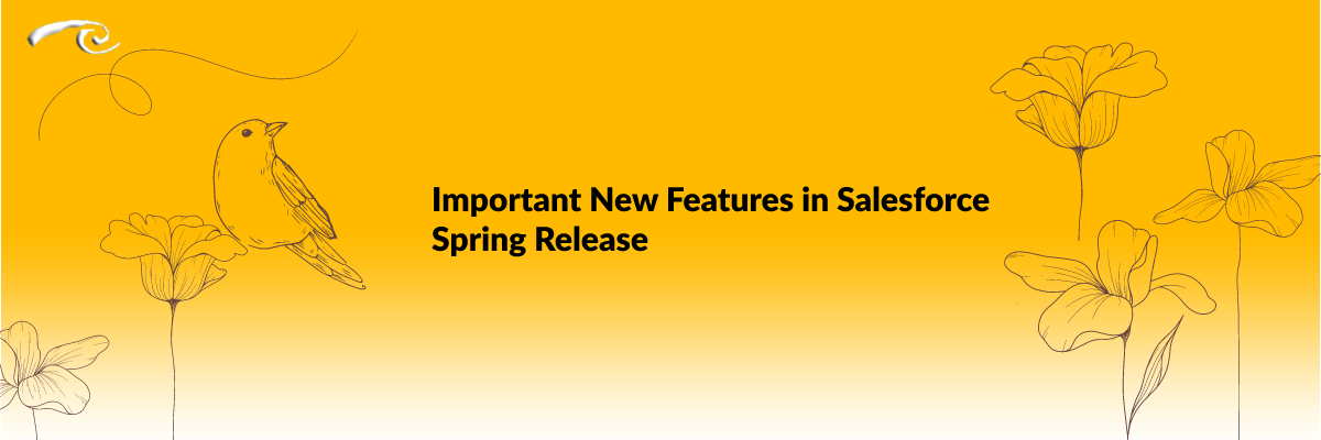 Three key features for B2B marketing in the Spring Salesforce Release