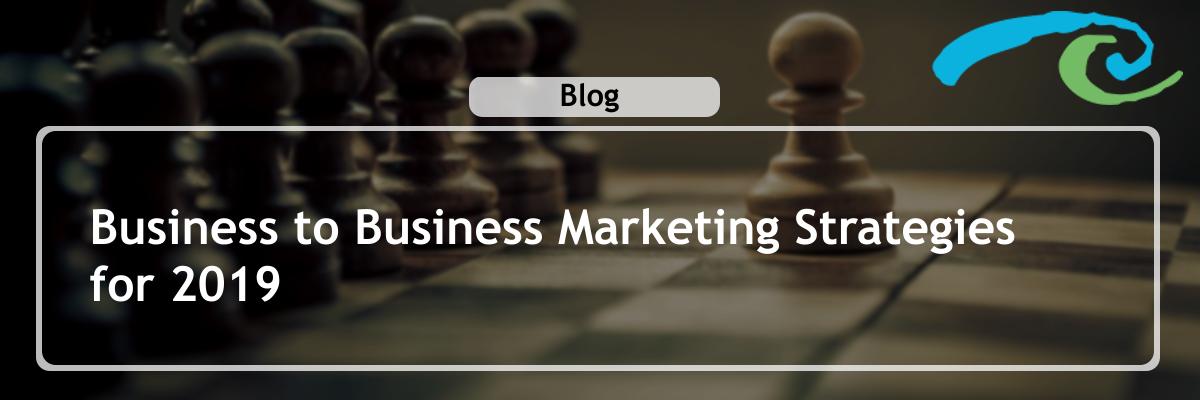 2019 Marketing Strategies