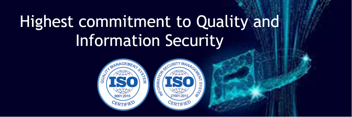 RightWave Receives Prestigious Quality and Information Management Certifications