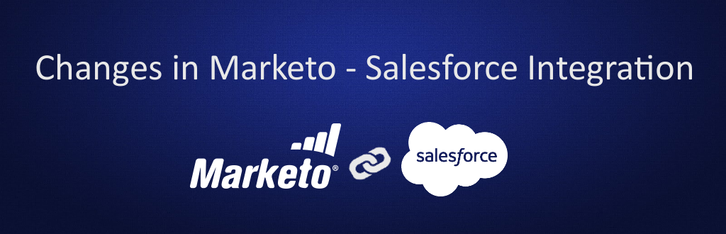 Quick Guide to handling changes to Marketo Salesforce Sync