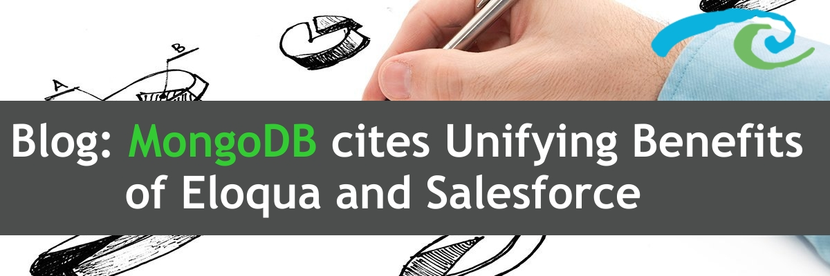 Unicorn Startup MongoDB cites Unifying Benefits of Eloqua and Salesforce.com